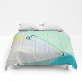 human edge #4 Comforters