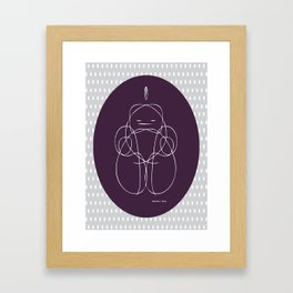 Jimmy Zen II Framed Art Print