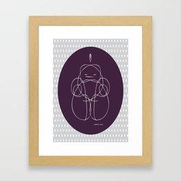 Jimmy Zen II Framed Art Print