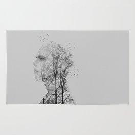 Tree Man Rug
