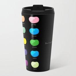 Every emotion beans Travel Mug