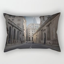 Empty London Rectangular Pillow