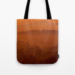 Fog 30 Tote Bag