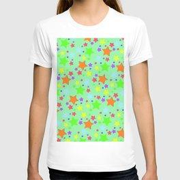 Colourful Stars T-shirt