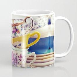 Tea Party Coffee Mug