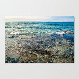 Georgian Bay #4 Canvas Print