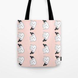 Tumble Tote Bag