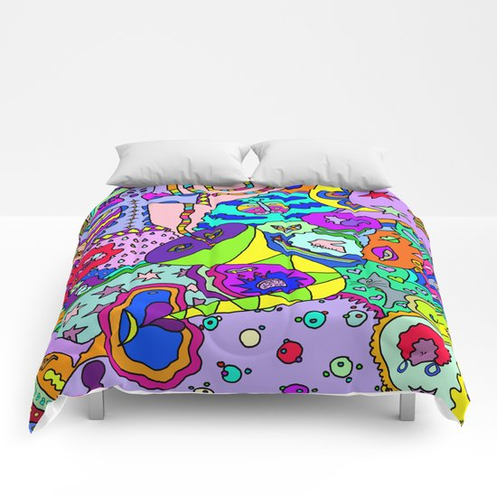 Abstract 13 Comforters