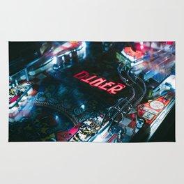 Flipper arcade bar Rug