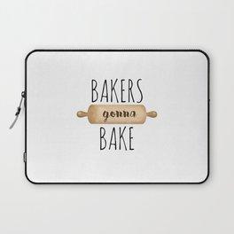 Bakers Gonna Bake Laptop Sleeve