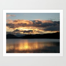 Light Up The Sky Art Print