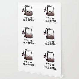 You're Tea-Riffic Wallpaper