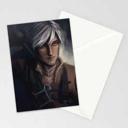 A free elf Stationery Cards