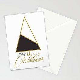 Glod Xmas #society6 #gold #xmas Stationery Cards