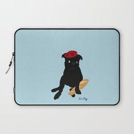 Le Pug Laptop Sleeve