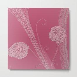 Fresh Lilacs  Metal Print