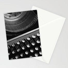 Typewriter NO.2 Stationery Cards