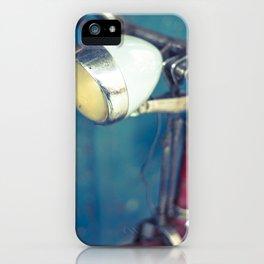 Bicicleta iPhone Case