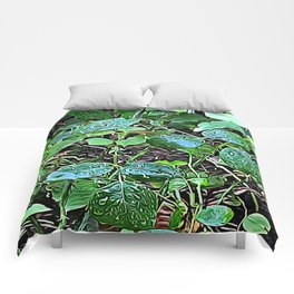 Living Leaves Comforters