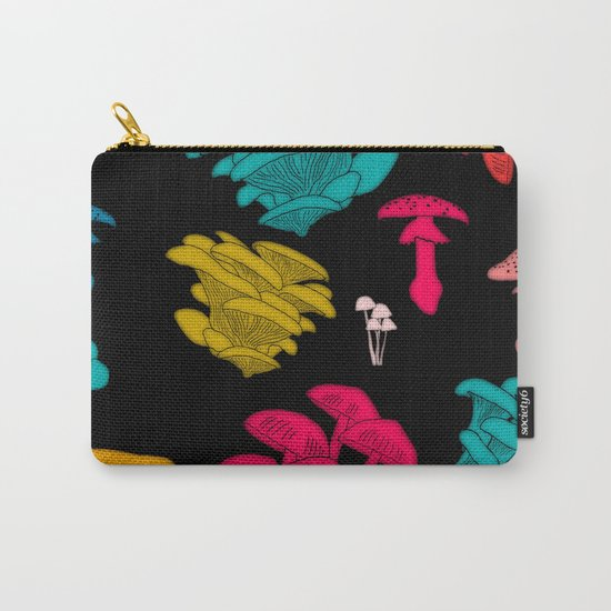 Mushroom Carry-All Pouch