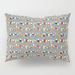The Whole Bar - Print Pillow Sham