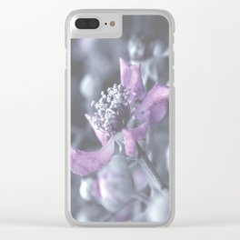 Natural Details Close-up Clear iPhone Case