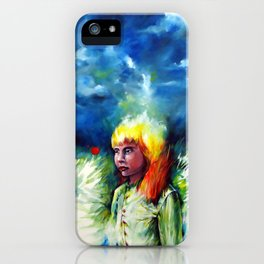 Inner Field. iPhone Case