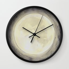 But not as big as your dreams Wall Clock