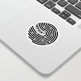 Imprint Studios Sticker