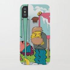 Wanna Get a Donut Slim Case iPhone X
