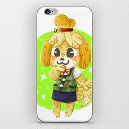 Isabelle/Shizue/Canela iPhone Skin