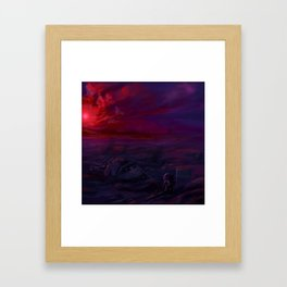 There is still a mission Framed Art Print