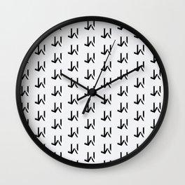 JW clock Wall Clock