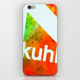 Kuhl Big O iPhone Skin