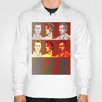 rick grimes Hoodies featuring Rick Grimes by Zalazny