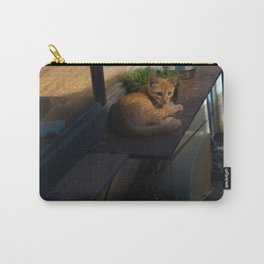 Naoshima Cat Carry-All Pouch