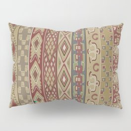 Navajo Geometric Pattern 1 Pillow Sham
