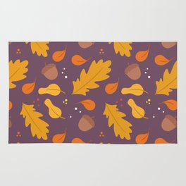 Autumn is Coming Rug