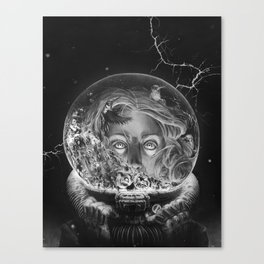 Major Malfunction Canvas Print