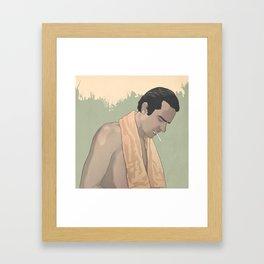 Pachis II Framed Art Print