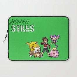 PokeWolf: Stiles Stilinski Laptop Sleeve