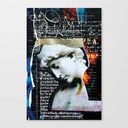 elegie Canvas Print