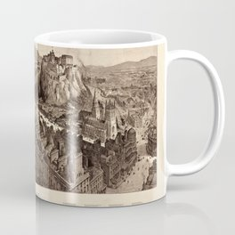 Edinburgh 1886 Coffee Mug
