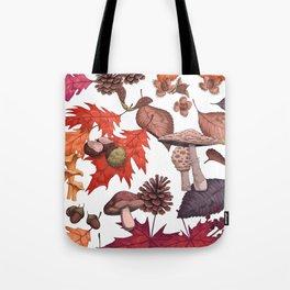 Fall Foliage II Tote Bag