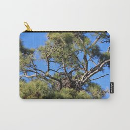 Eagle Chicks Carry-All Pouch