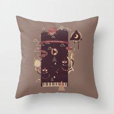 Play! Throw Pillow
