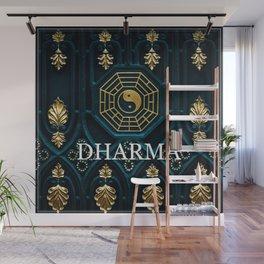 Dharma Wall Mural