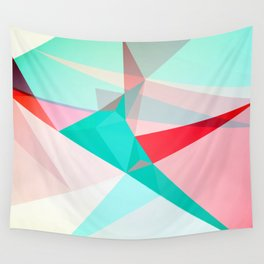 FRACTION - Abstract Graphic Iphone Case Wall Tapestry
