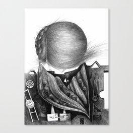 fabrications #02 Canvas Print