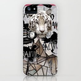 Tige o'clock iPhone Case